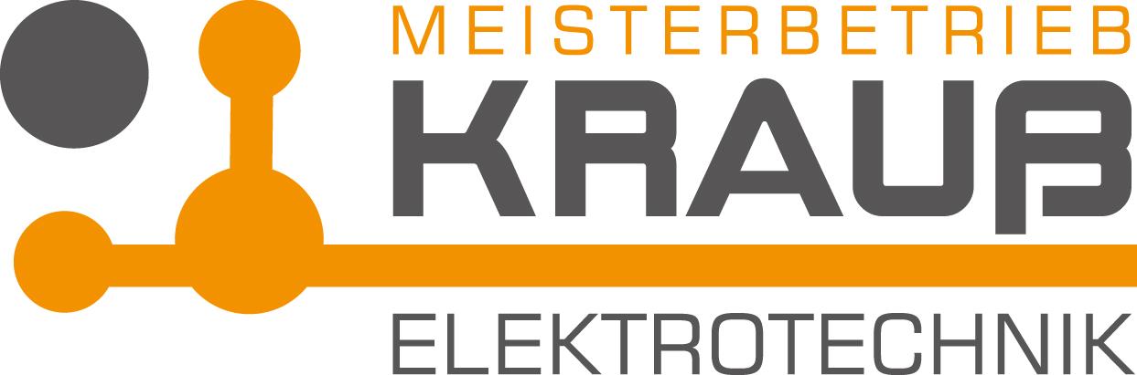 Das Logo des Meisterbetriebs Krauß Elektrotechnik im Kreis Schwäbisch Hall