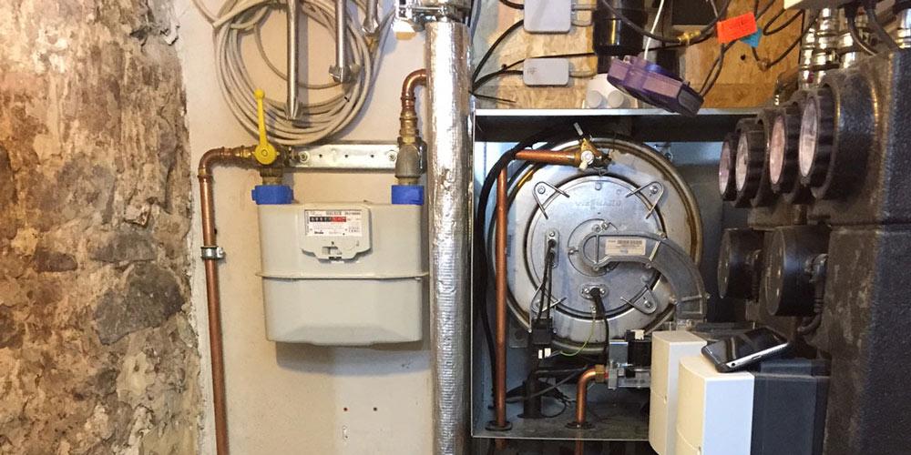 Erneuerung einer Gasheizung in Schwäbisch Hall
